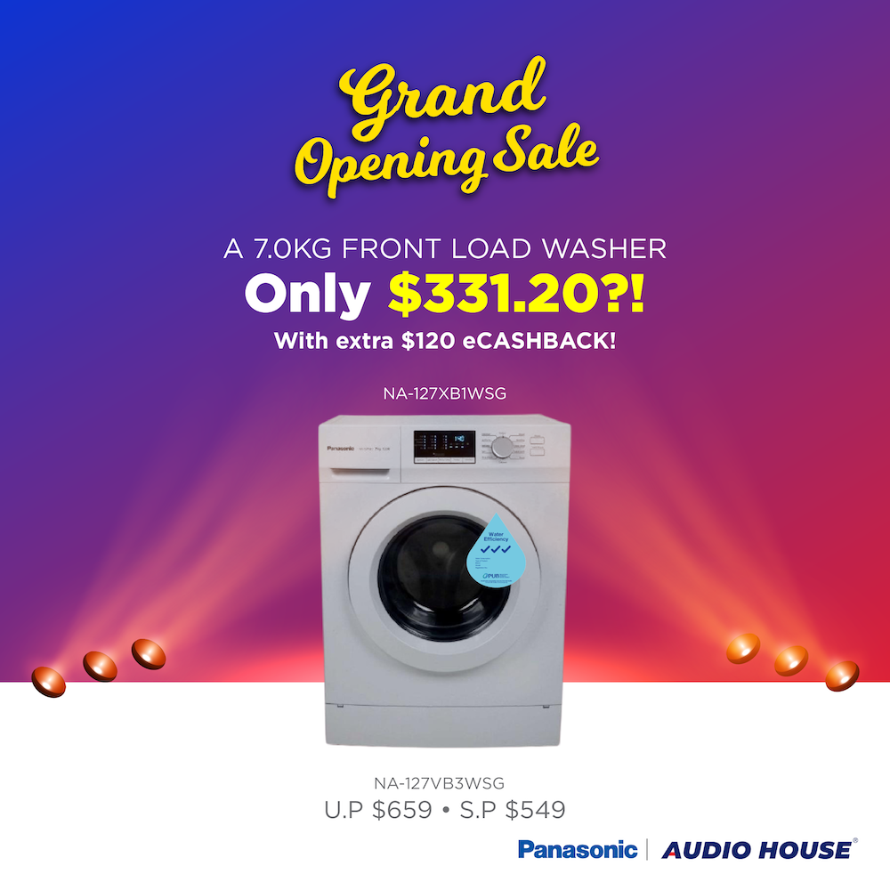 Audio House Grand Opening Sale