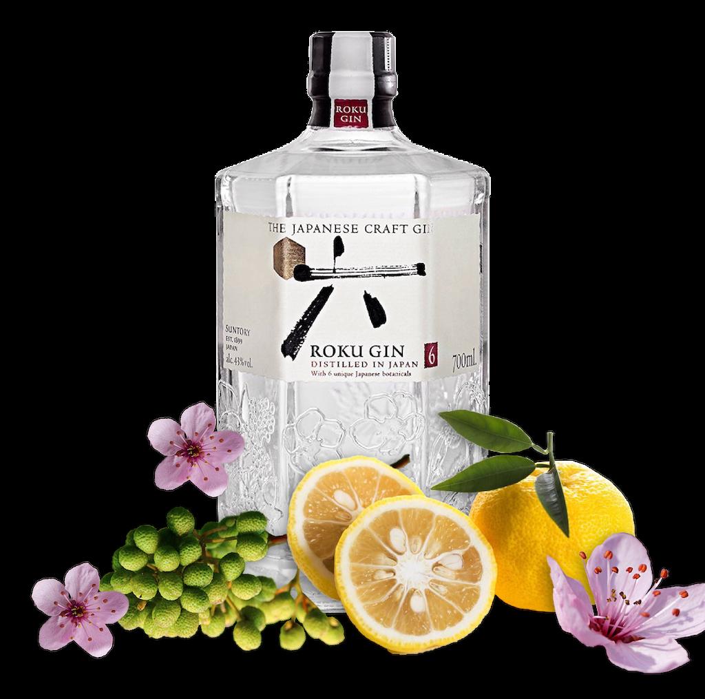 Roku Gin Awareness