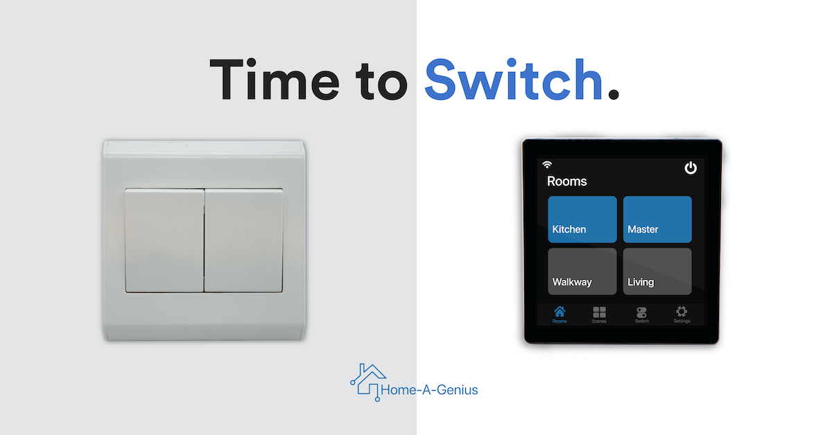 Home-A-Genius Smartest Switch